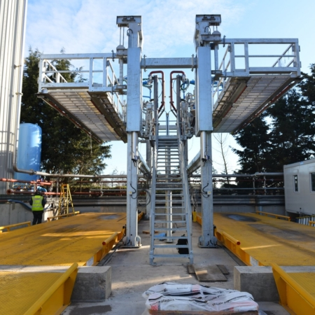 Loadtec Back-to-Back TCEN4 Tanker Access System