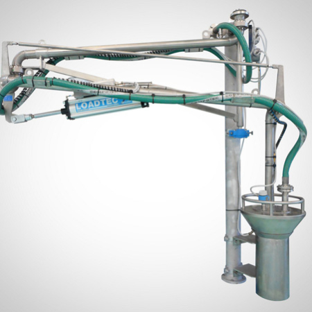 Zip-Load Top Loading Chemical Arm