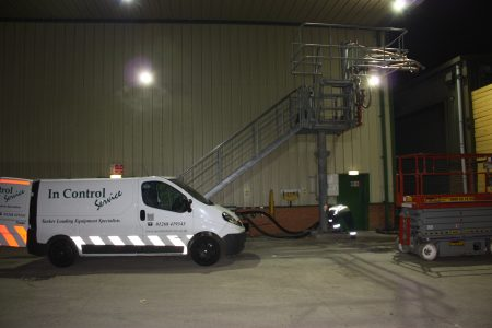 In Control Loading Platform