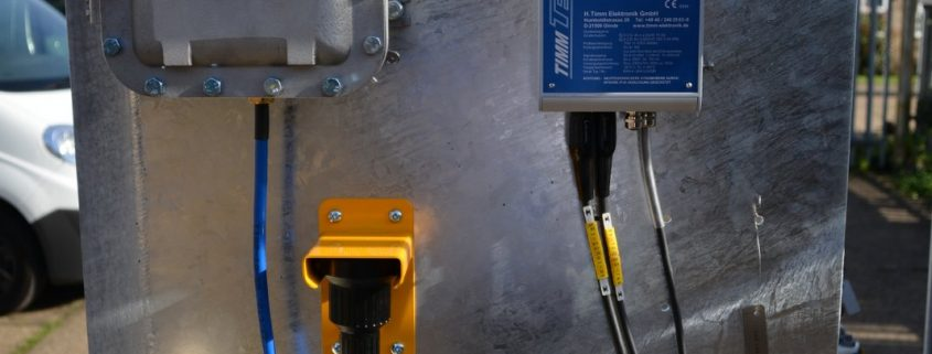 Timm Elektronic Tanker Earthing Overfill Protection System